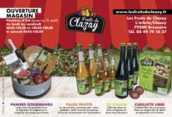 Fruits de Clazay web
