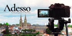 Contactez Adesso, entreprise de production audiovisuelle, films, vidéos et drônes