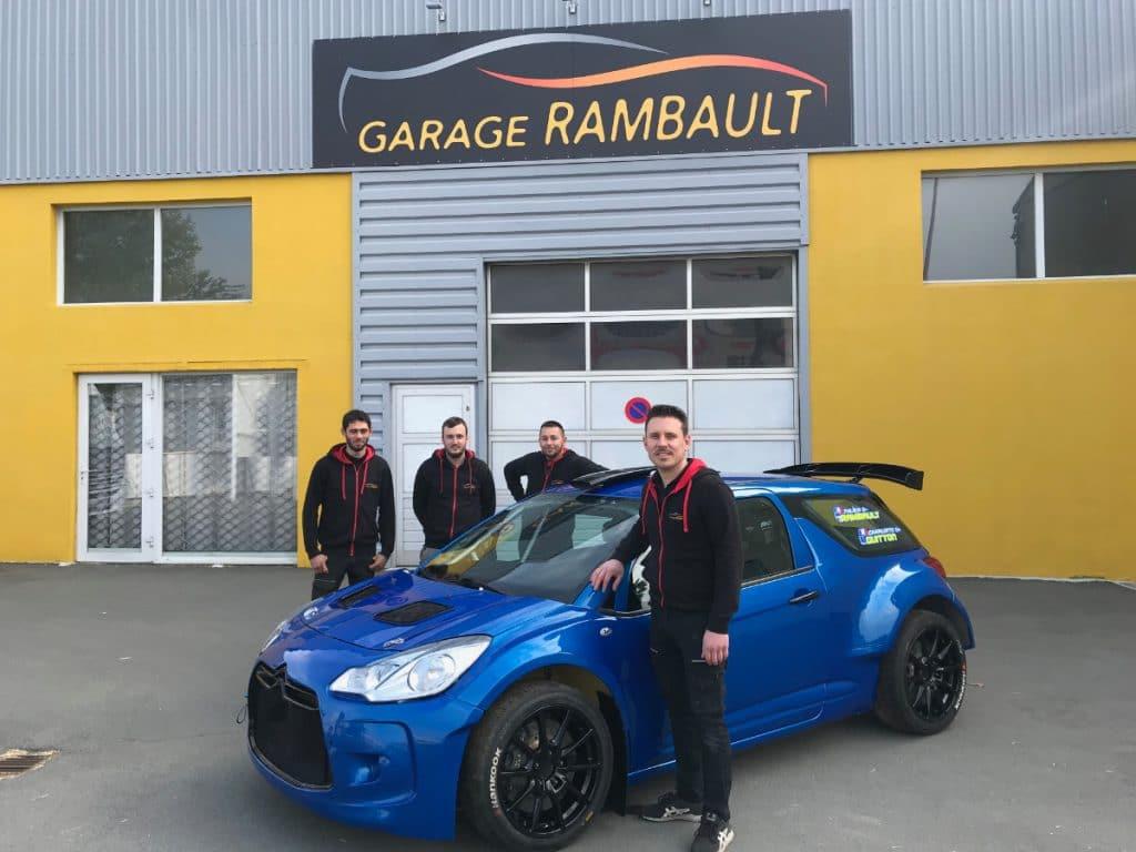 Garage Rambault C Mon Territoire